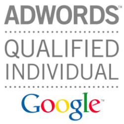 vaishal patel google adwords certified professional badge